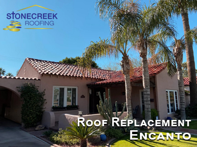 roof replacement company Encanto Village
