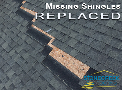 wind damage roof repair Phoenix AZ
