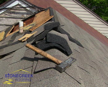 shingle roofing repair mesa az