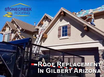 Gilbert roof replacement company