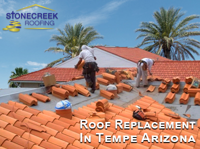 tempe roof replacement