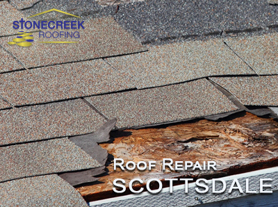roof repair Scottsdale