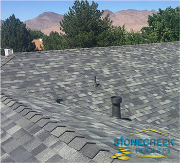 shingle roofing replacement service
