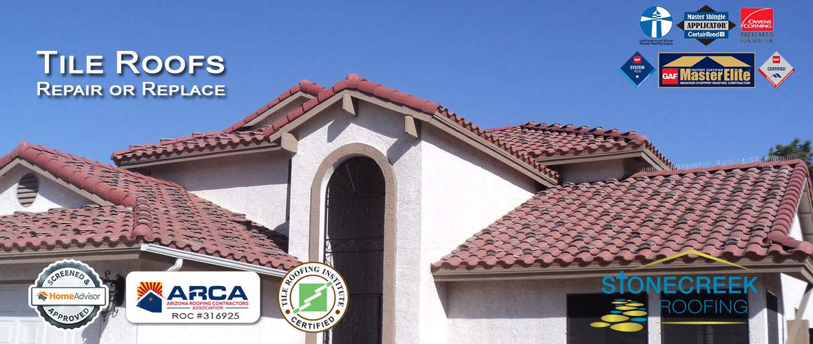 Tile Roofing Services Phoenix AZ